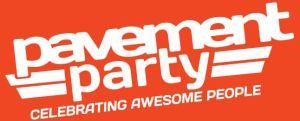 pavement party logo